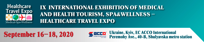International Exhibition of Medical and Health Tourism, SPA & Wellness - Healthcare Travel Expo 2020